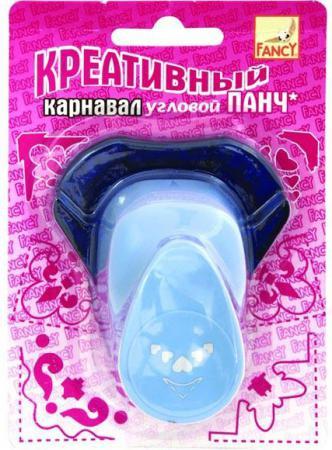 Фигурный дырокол Fancy Creative Сердечки 1 лист FDP250/5 угловой цена