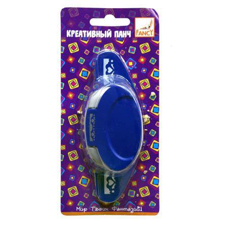 цена Фигурный дырокол Fancy Creative ЛЕПЕСТКИ 1 лист FDP400/7 (длина штампа 40 мм) в интернет-магазинах