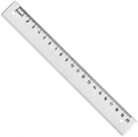 цена на Линейка СТАММ ЛН13 20 см пластик