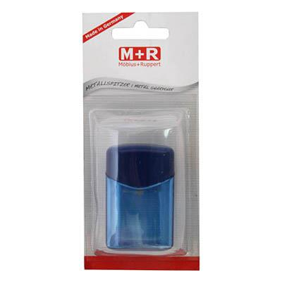 Точилка M+R QUATTRO SWING пластик ассорти 0923-0052
