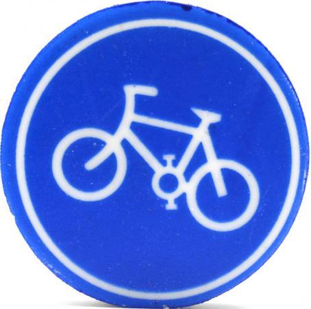 Ластик Action! Дорожные знаки 1 шт круглый AER30 трикси trixie грод дорожные знаки 6 шт