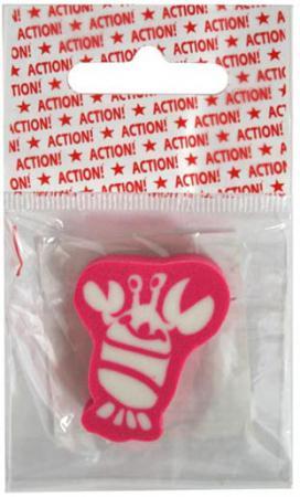 Ластик Action! Костяшки 1 шт фигурный AER45 ластик action каруселька 1 шт фигурный fer72 fer72