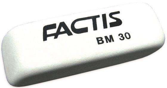 Ластик Factis BM30 1 шт прямоугольный
