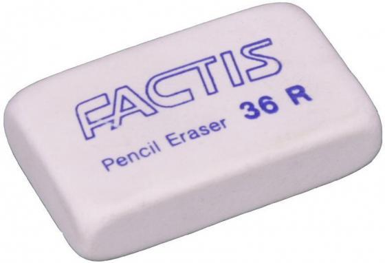 Ластик Factis E36R 1 шт прямоугольный