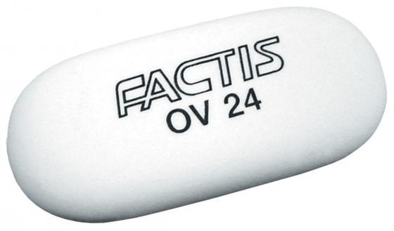 Ластик Factis E OV24 1 шт овальный