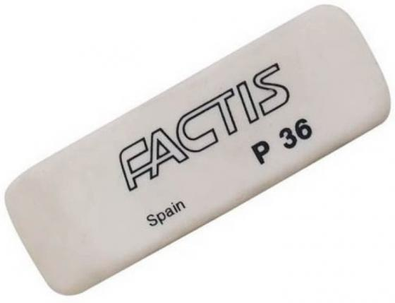 цены Ластик Factis P36 1 шт прямоугольный