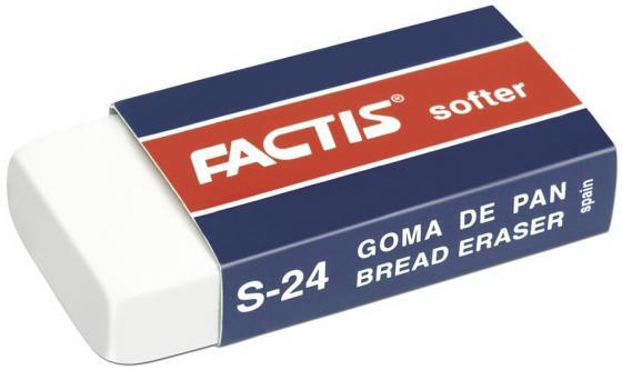Ластик Factis S24 1 шт прямоугольный S24 yung mom s24