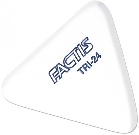 Ластик Factis TRI-24 1 шт треугольный цена в Москве и Питере