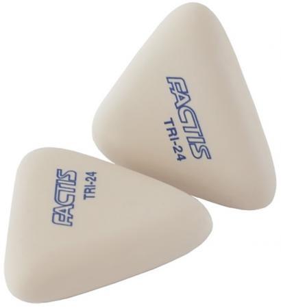 Набор ластиков Factis TRI-24/2 2 шт треугольный TRI-24/2 бленд canon ew 83f 24 70 2 8l 24 105