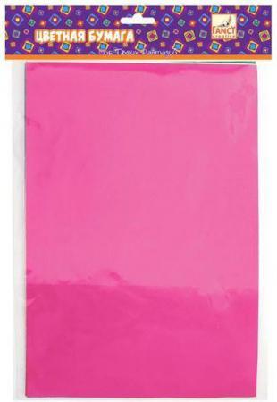 Купить Цветная бумага Fancy Creative FD010014 A4 6 листов фольгированная