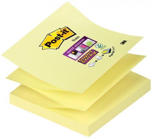 Бумага с липким слоем 3M 90 листов 76x76 мм желтый R330-SY цены