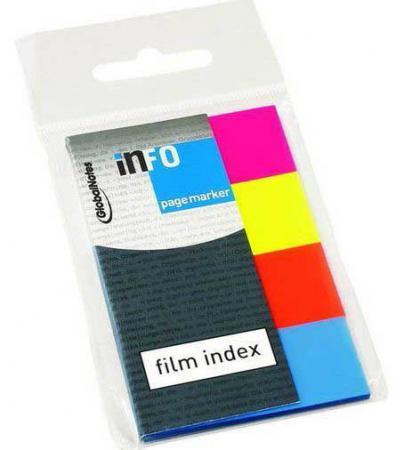 Стикер Global 160 листов 20x50 мм многоцветный 267109 стикер global 144 листа 12 5х43 мм многоцветный 773918