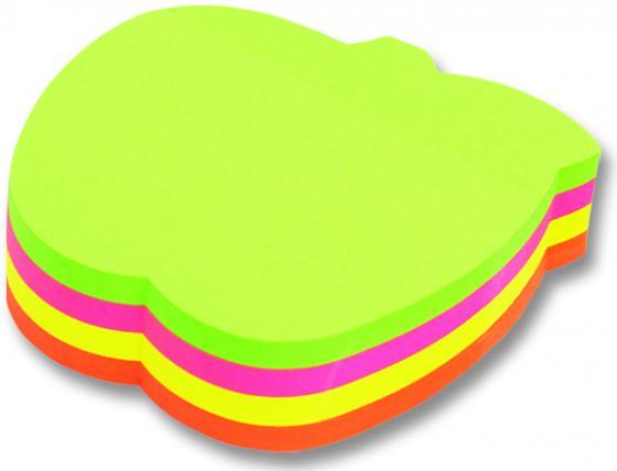 цены Бумага с липким слоем Global 200 листов 70х70 мм многоцветный ЯБЛОКО 583039