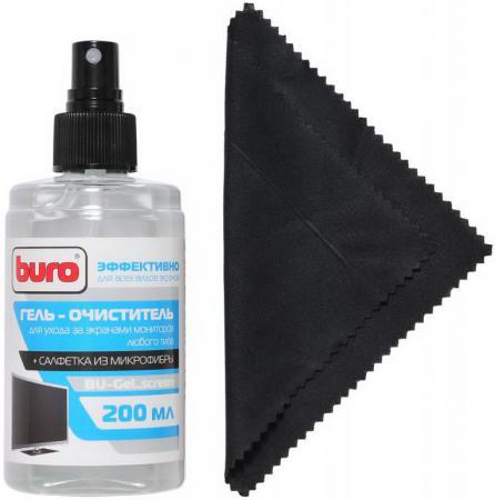 Набор для ухода за техникой BURO BU-Gel_screen 200 мл все цены