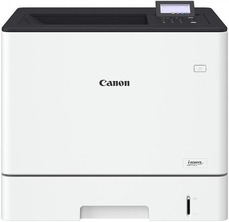 Принтер Canon i-SENSYS LBP712Cx цветной A4 38ppm 600x600dpi USB Ethernet белый 0656C001 принтер canon i sensys lbp613cdw