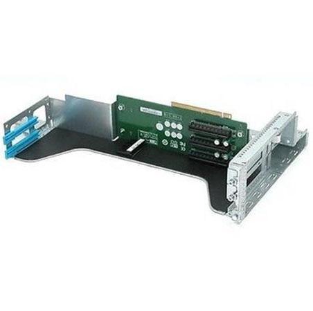 Контроллер Lenovo System x3550 M5 PCIe Riser 2,1-2 CPU FHHL x16 CPU1 + LP x16 CPU0 00YL429 адаптер lenovo system x3550 m5 pcie riser 1 1x lp x16 cpu0 00ka061