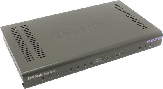 Шлюз VoIP D-Link DVG-6008S/B1A 8xFXO RJ-11 4xLAN 1xWAN SIP