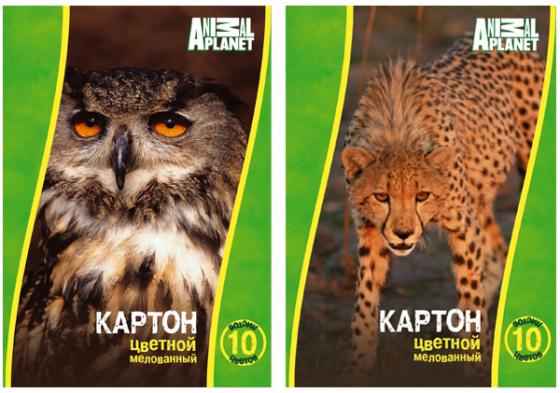 Набор цветного картона Action! Animal Planet A4 10 листов AP-CC-10/10-2 в ассортименте 4pcs 150mm set metal furniture cabinet legs bed tea table chair sofa leg feet furniture caster