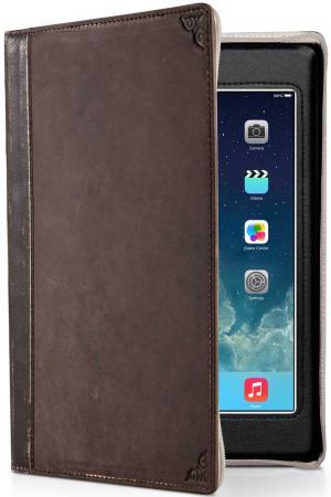 все цены на Чехол-книжка Twelve South BookBook для iPad Air 2 коричневый 12-1517 онлайн