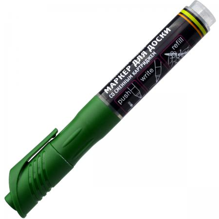 Маркер для доски Index IMWR101/GN 3 мм зеленый сменные чернила IMWR101/GN мужские часы luminox xl 0215 sl