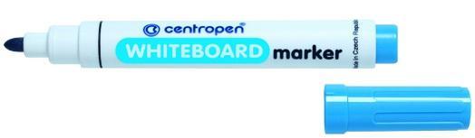 Маркер для доски Centropen 8559/1С 2.5 мм синий маркер флуоресцентный centropen 8722 1о оранжевый 8722 1о