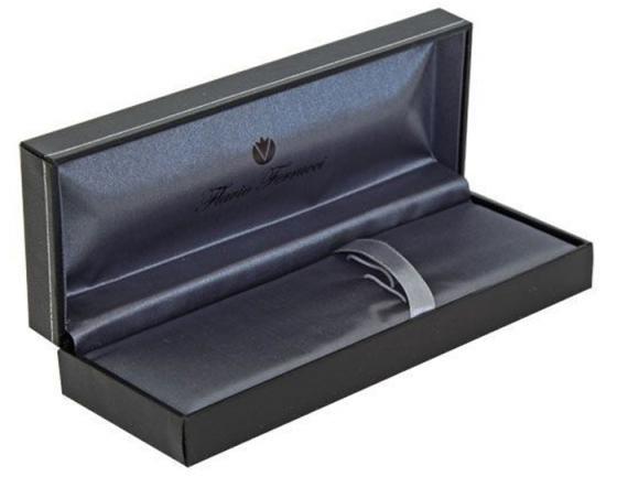 Футляр подарочный для одной/двух ручек FF-GB0001 футляр для двух ручек прямоугольный с прозрачной крышкой 171х55х24мм пластиковый bx 103