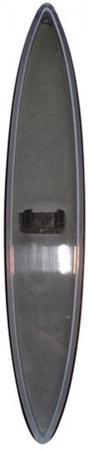 Футляр для одной ручки, овальный, с прозрачной крышкой, 165х30х20 мм, пластиковый BX-101 футляр для двух ручек прямоугольный с прозрачной крышкой 171х55х24мм пластиковый bx 103