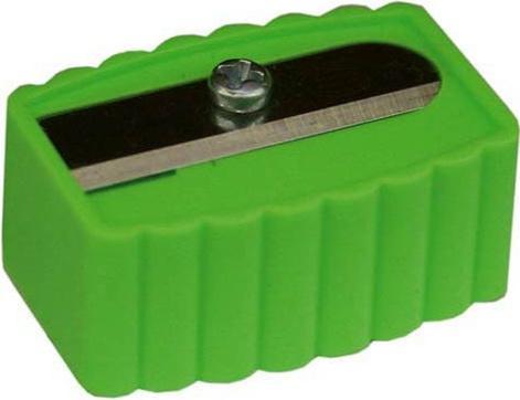 Точилка Eisen 106.01.999 пластик разноцветный прямоугольная форма
