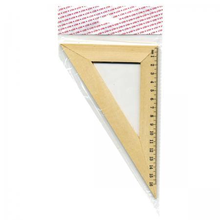 Треугольник Action! AWR16/30 16 см дерево коммутатор zyxel gs1100 16 gs1100 16 eu0101f