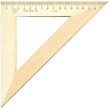 Треугольник Красная Звезда С15/ШК 18 см дерево шк 30 72 шкатулка холуй русский север киров