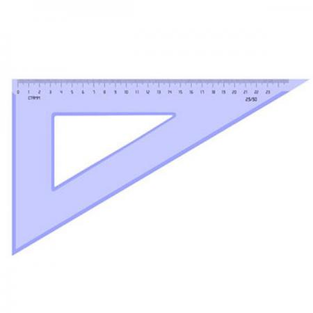 Треугольник СТАММ ТК56 23 см пластик