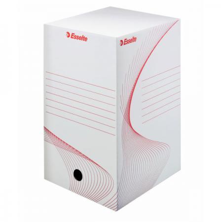 Короб архивный BOXY, 200 мм, 345х200х245 мм, белый 128701 boxy fancy brick carbon