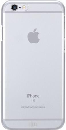 Накладка Just Mobile TENC для iPhone 6S Plus iPhone 6 Plus прозрачный PC-169CC чехол накладка для iphone 6 ozaki o coat 0 3 jelly oc555tr пластик прозрачный