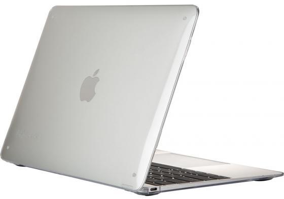 Чехол-накладка для ноутбука 12 Speck SmartShell пластик прозрачный 71407-1212 накладка speck seethru air 11 blue