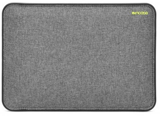 Чехол для ноутбука MacBook Pro 13 Incase Icon неопрен черный серый CL60640 чехол для ноутбука 13 sumdex nun 823bk неопрен черный