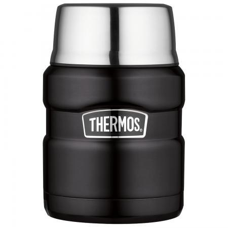 Термос Thermos SK3000 BK King Stainless 0.47л черный 918109
