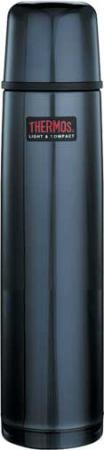 Термос Thermos FBB 1000BC 1л синий 853288 thermos fbb 1000 ss