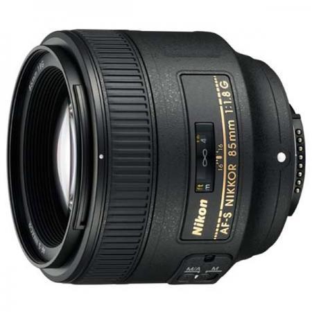 Фото - Объектив Nikon 85mm f/1.8G AF-S Nikkor JAA341DA объектив
