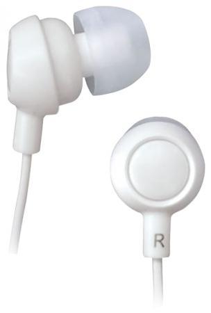 Наушники BBK EP-1150S белый цена и фото