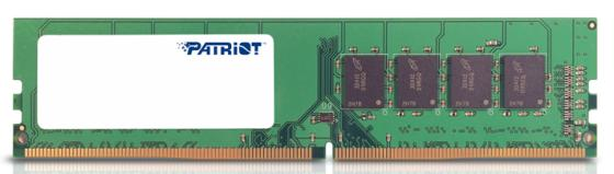 Оперативная память 8Gb PC4-17000 2133MHz DDR4 DIMM Patriot PSD48G213381 мойка кратон hpw 1600