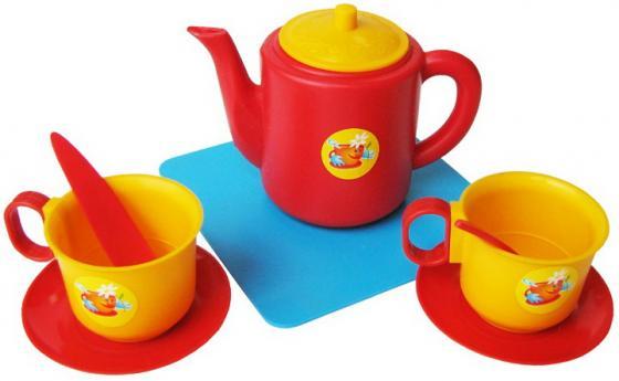 Набор чашек с чайником Плэйдорадо 21002