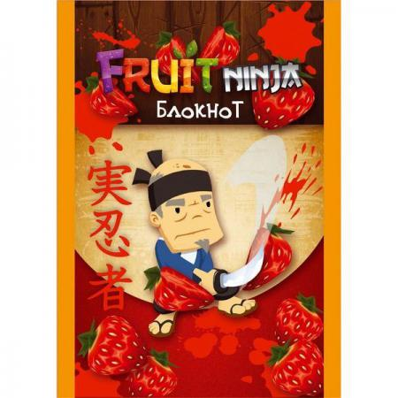 Блокнот Action! FRUIT NINJA A5 40 листов FN-ANU-5/40 в ассортименте FN-ANU-5/40 блокнот action animal planet a5 40 листов ap anu 5 40 1 в ассортименте ap anu 5 40 1