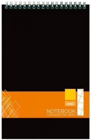 Блокнот Index IN0101-A460 A4 60 листов в ассортименте
