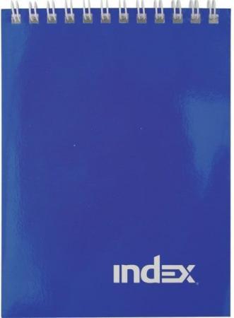 Блокнот Index Colourplay A6 40 листов INLcp-6/40v INLcp-6/40v блокнот index office classi a6 40 листов inlcl 6 40gr inlcl 6 40gr
