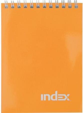 Блокнот Index Colourplay A7 40 листов INLcp-7/40or блокнот index in0201 a640 a6 40 листов в ассортименте in0201 a640