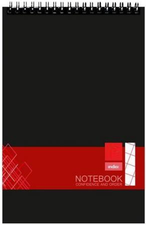 Блокнот Index IN0101-A540 A5 40 листов в ассортименте IN0101-A540 блокнот index in0201 a640 a6 40 листов в ассортименте in0201 a640