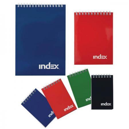 Блокнот Index Office classic A5 40 листов INLcl-5/40gr INLcl-5/40gr блокнот dinosaurs a5 40 листов кремовая бумага 402783