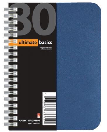 Блокнот Альт ОФИС-ЛАЙН A6 80 листов 3-80-155/АСС блокнот attache fantasy a6 80 листов orange 309371