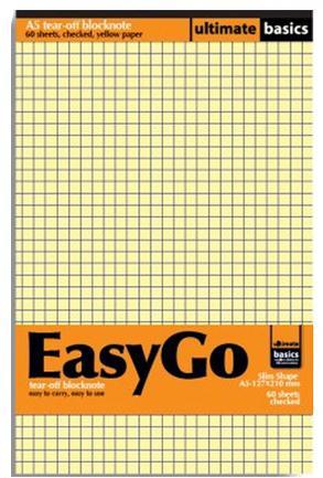 Блокнот Альт ULTIMATE BASICS A5 60 листов 3-60-486