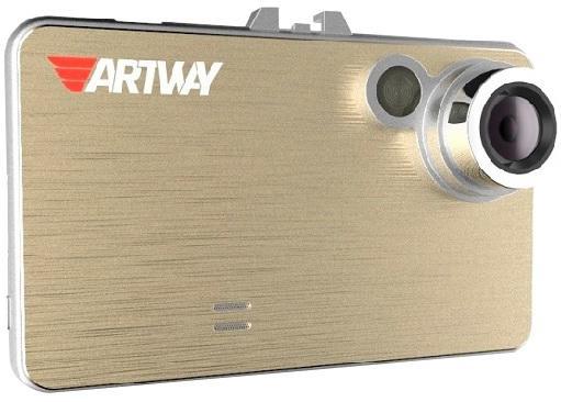 Видеорегистратор Artway AV-111 2.4 1280x720 90° microSD microSDHC видеорегистратор artway av 711 av 711